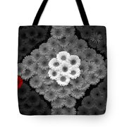 One Red Flower Tote Bag
