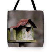 One Room Shack - Bird House Tote Bag