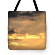 One September Dawn Tote Bag