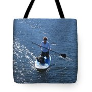 One Summer Day No. 2 Tote Bag