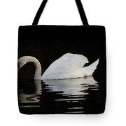 One Swan Tote Bag