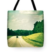 One Texas Afternoon Tote Bag