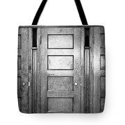 One Two Three Tote Bag