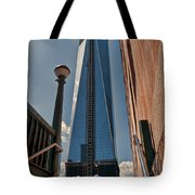 One Wtc First Look Tote Bag