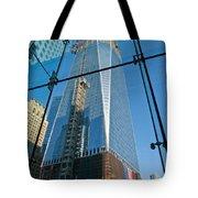 One Wtc Rising Tote Bag