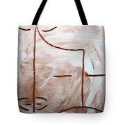 Only - Tile Tote Bag