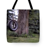 Only A Memory Pin-hole Photo Tote Bag