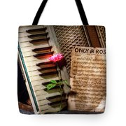 Only A Rose II Tote Bag