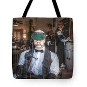Only Two Tickets Left Tote Bag by Cindy Nunn