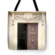 Open Church Door - Germany Tote Bag