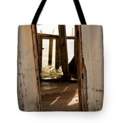 Open Door Policy Tote Bag