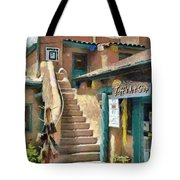 Open For Business Tote Bag by Jeff Kolker