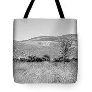 Open Hills Tote Bag