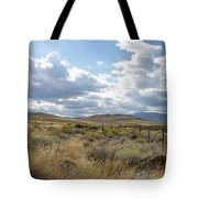 Open Land Tote Bag