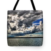 Open Skies Tote Bag