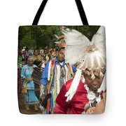 Opening Procession Tote Bag