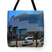 Opera De Paris Bastille Tote Bag by Louise Heusinkveld
