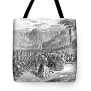 Opera: Grand Duchess, 1867 Tote Bag by Granger