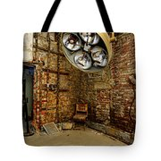 Operating Room - Eastern State Penitentiary Tote Bag