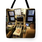 Operators Control Uavs From A Ground Tote Bag by HIGH-G Productions