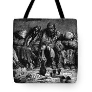 Opium Addicts, 1868 Tote Bag