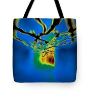 Optic Nerve Tote Bag