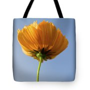 Orange Cosmos Too Tote Bag