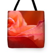 Orange Sensation Tote Bag