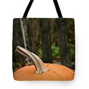 Orange Top Tote Bag