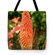 Orange Torch Lily Tote Bag