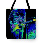 Orange Ya Glad For The Blues Tote Bag