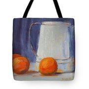 Oranges Still Life Tote Bag
