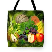 Orchard Tote Bag by Manfred Lutzius