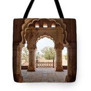 Orchha's Palace India Tote Bag