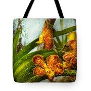 Orchid - Oncidium - Ripened   Tote Bag