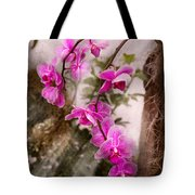 Orchid - Tropical Passion Tote Bag