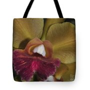Orchid 85 Tote Bag