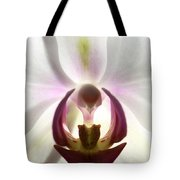 Orchid Heart 2 Tote Bag
