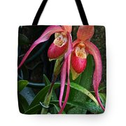 Orchid Mysteries Tote Bag