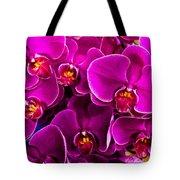 Orchids A Plenty Tote Bag