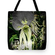 Orchids Abound Tote Bag