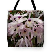 Orchids Beauty Tote Bag