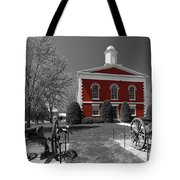Order In The Court Tote Bag