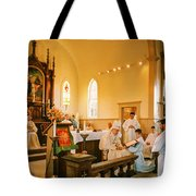Ordination 3 Tote Bag