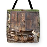 Ore Car Trian Tote Bag