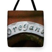 Oregano Tote Bag