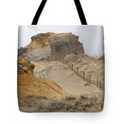 Oregon Sand Dunes Tote Bag