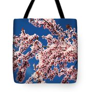 Oregon, United States Of America Cherry Tote Bag