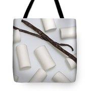 Organic Marshmallows With Vanilla Tote Bag
