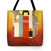 Orient Calls Tote Bag